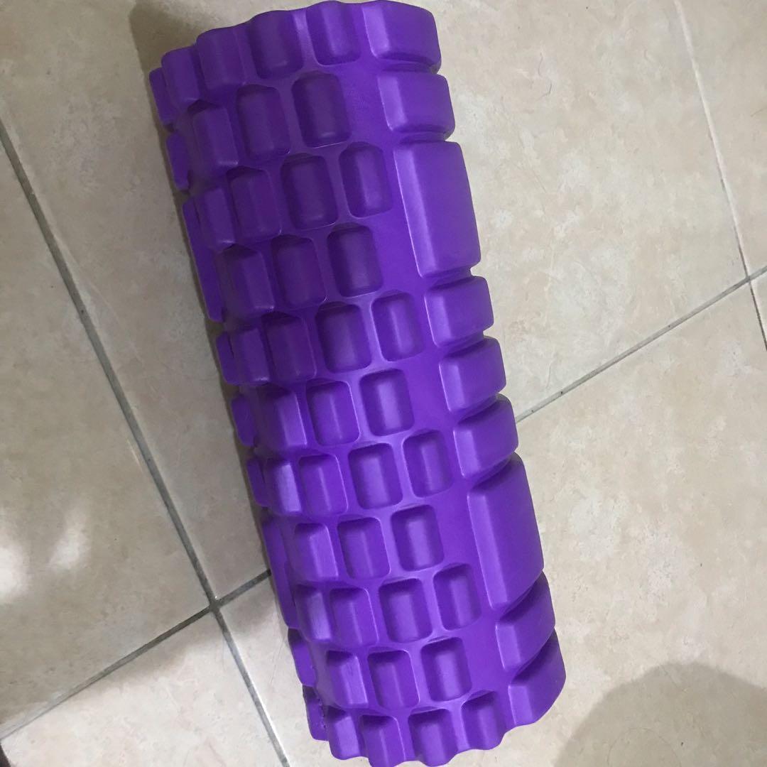 瑜珈氣泡軸滾輪 進階版