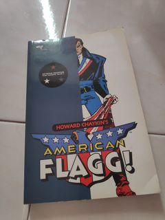 American Flagg! Volume 1  Graphic Novel