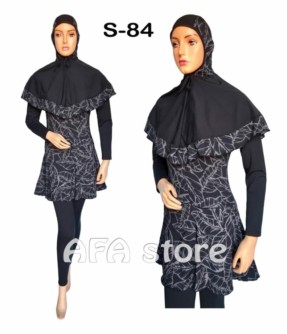 Baju Renang Muslimah syar'i