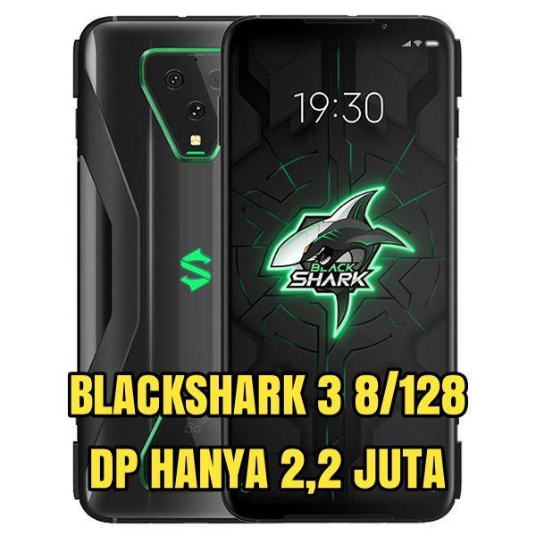 BlackShark 3 8/128 Bisa Kredit Promo DP Murah Syart KTP