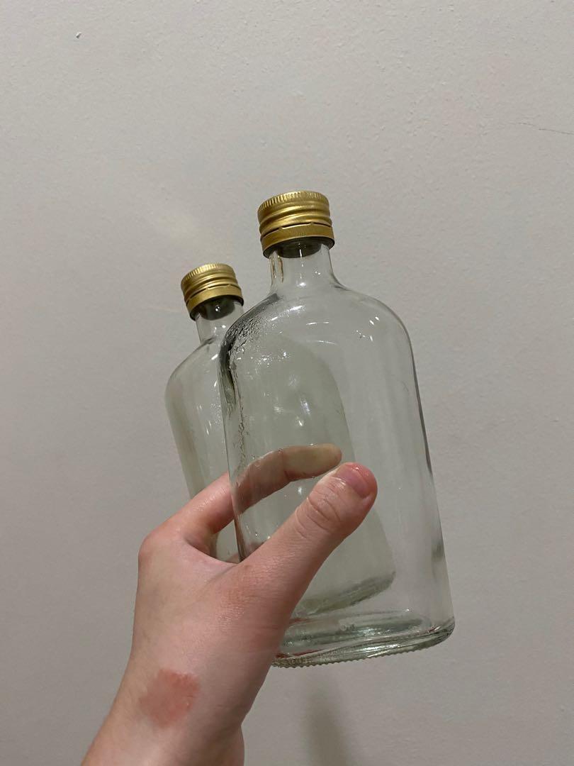 Botol Kaca (DAPAT 2)