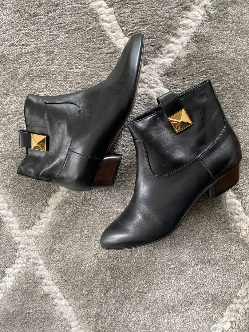 Brand new Marc Jacobs leather booties size 37.5
