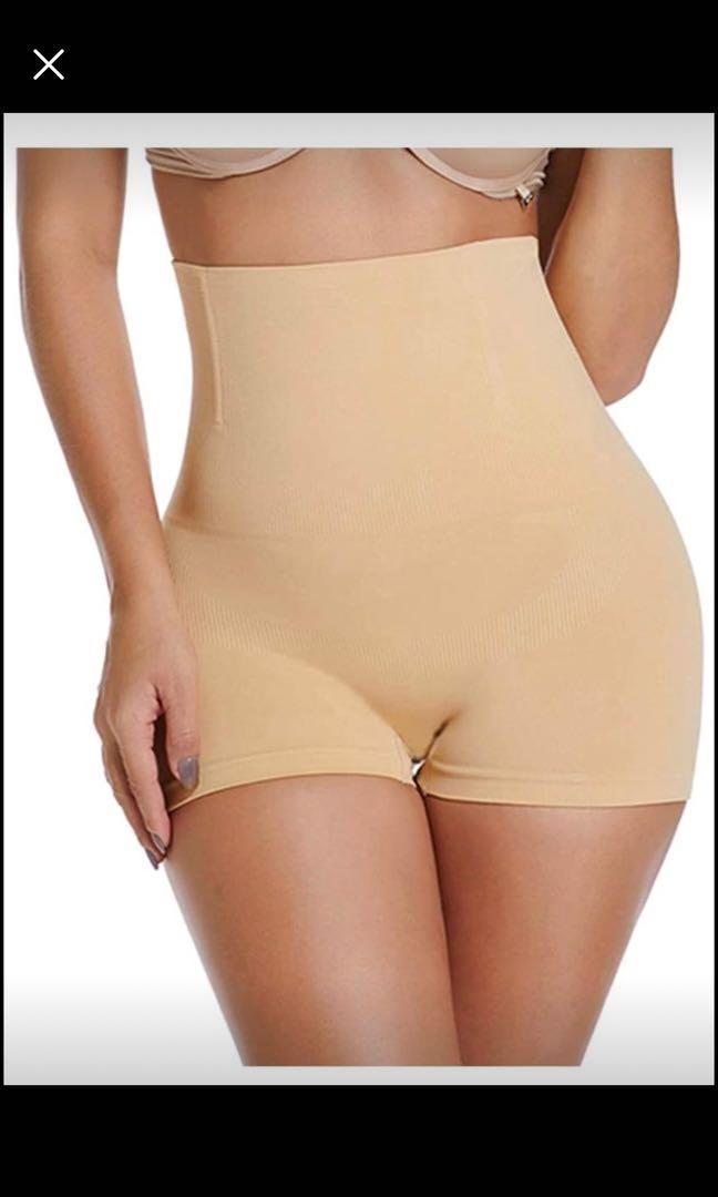 Brand new Women's Shapewear Tummy Control High Waist Body Shaper Butt Lifter Shorts (M/L)