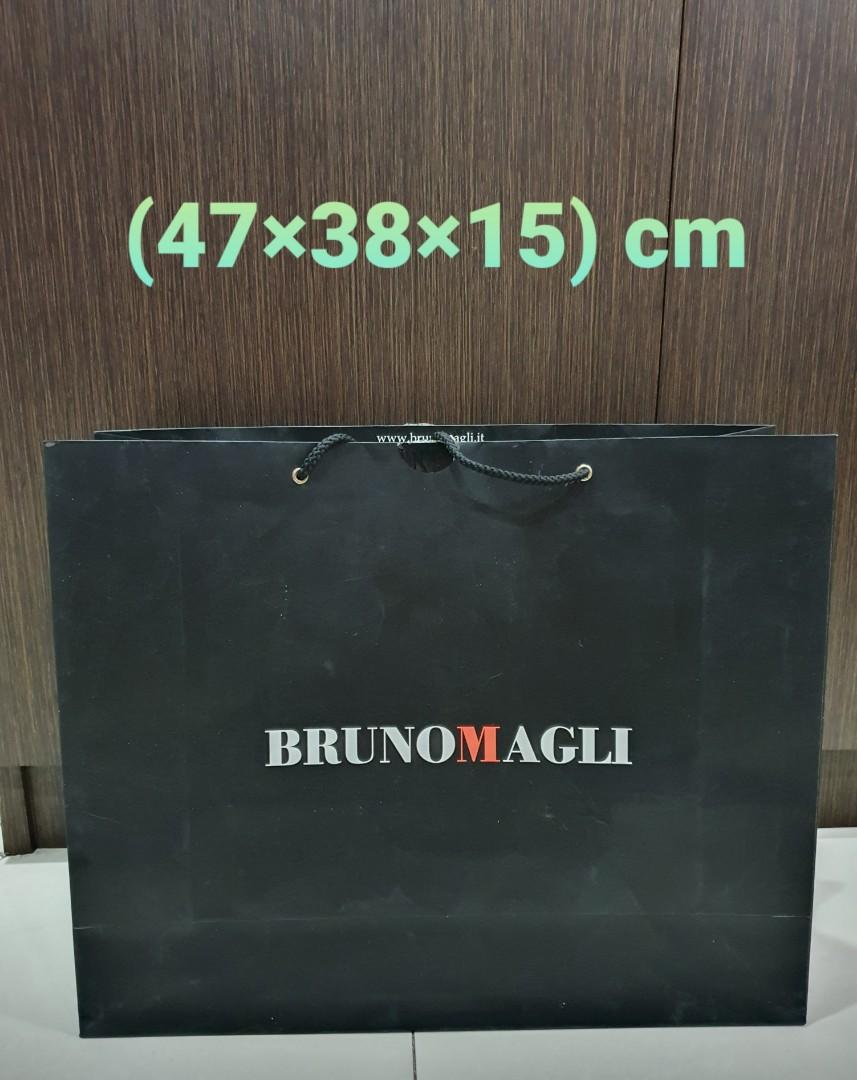 BRUNO MAGLI PAPER BAG