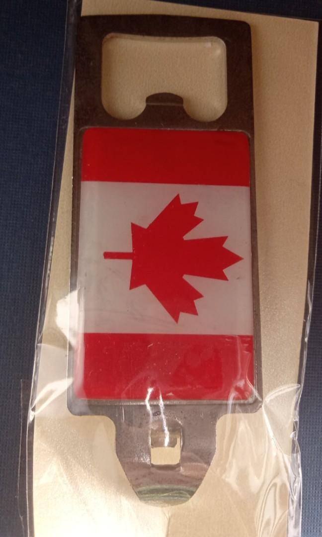 Bukaan botol Canada