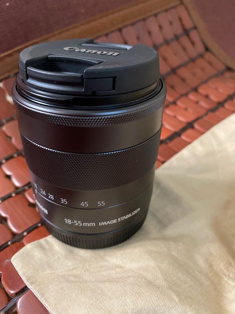 Canon 18-55mm鏡頭#週慶