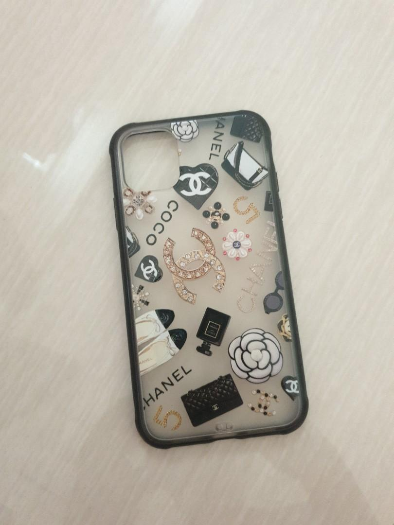 Case Chanel Iphone 11