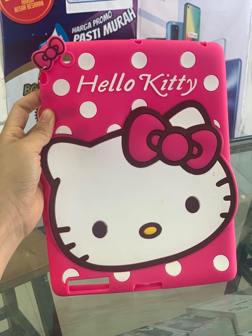 Case hello kitty minion