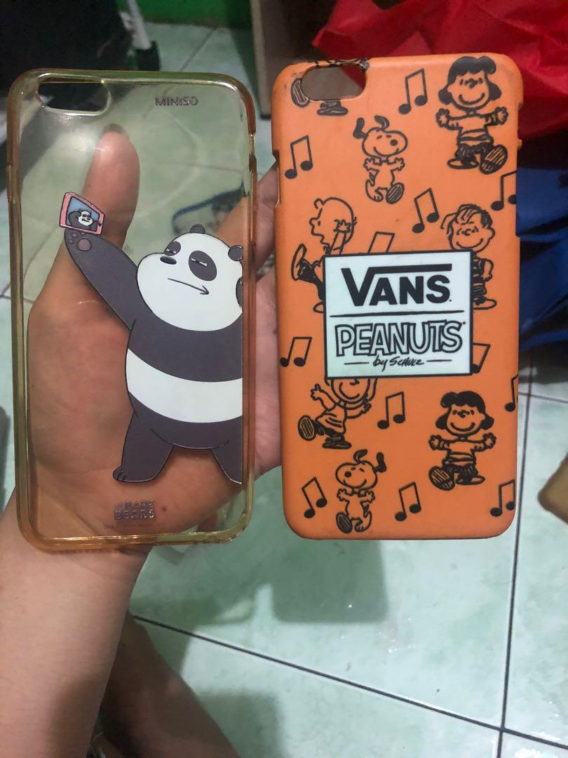 Case iPhone 6+ dan Oppo R9/F1 PLUS