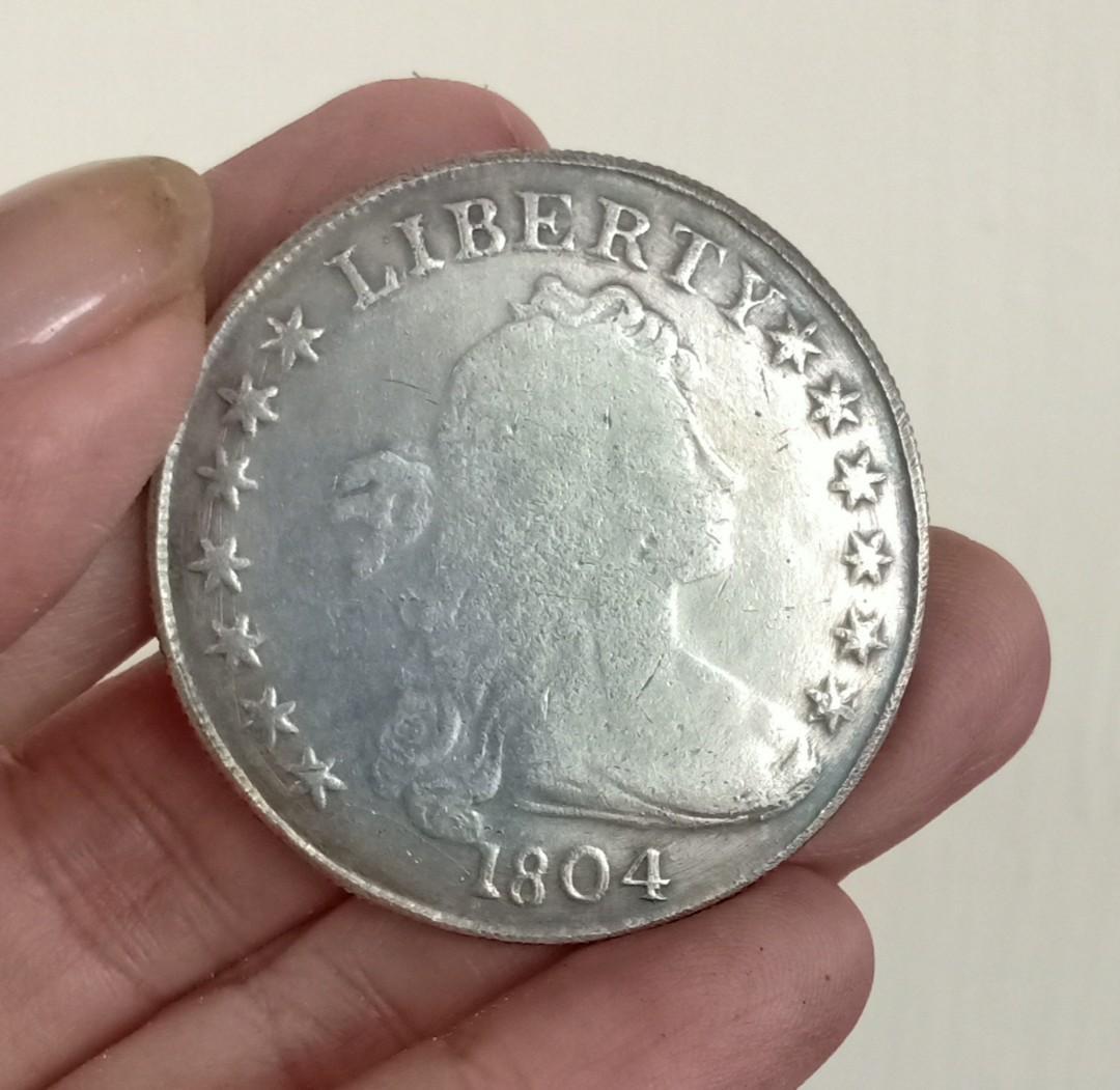 Coin Liberty 1804