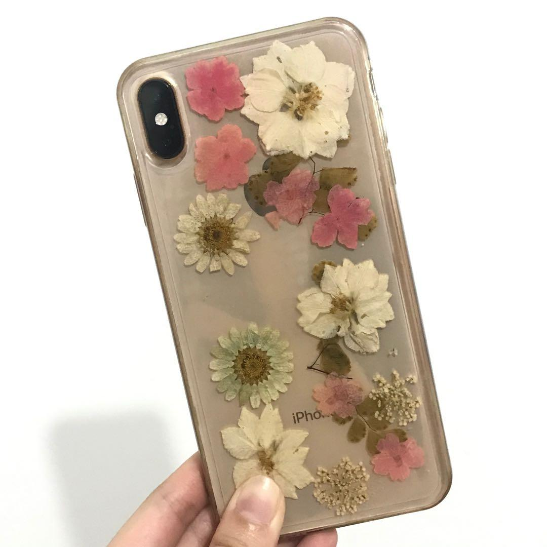 Dried Flower Case Iphone XS Max