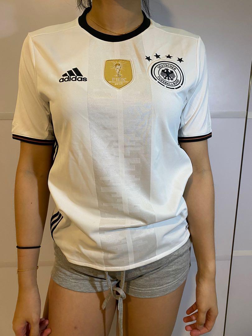 Germany FIFA 2014 Football Jersey