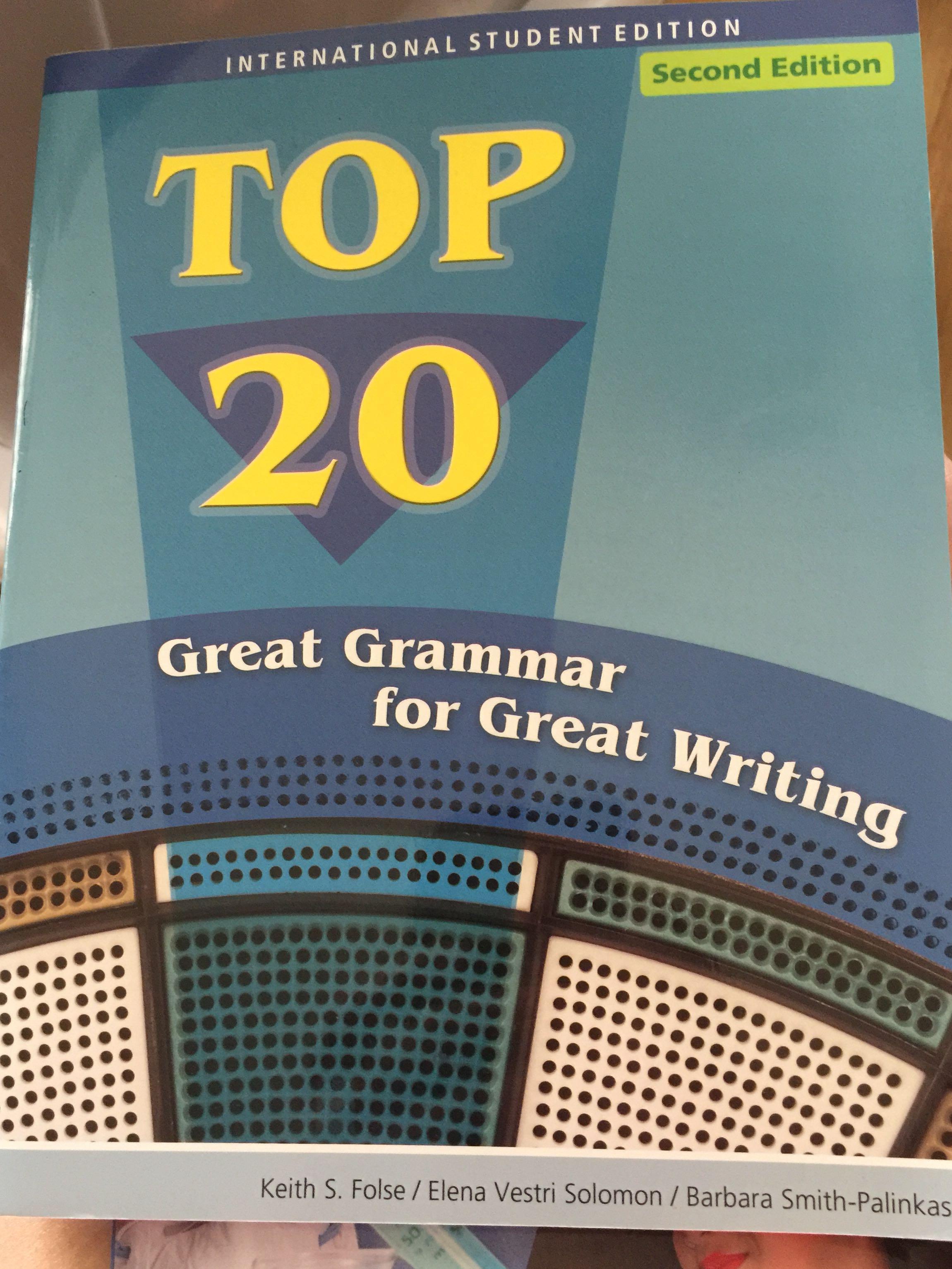 Grammars & writing