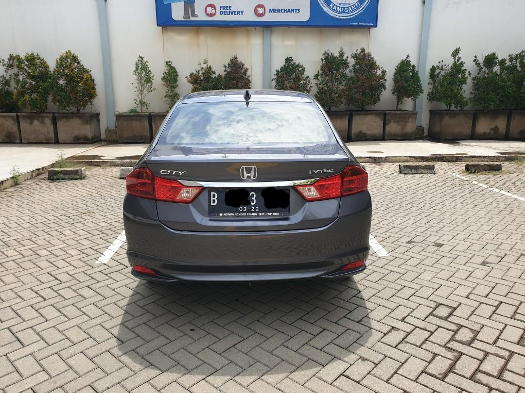 Honda City New facelift 1.5 E AT