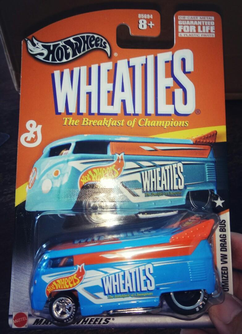 Hotwheels DragBus