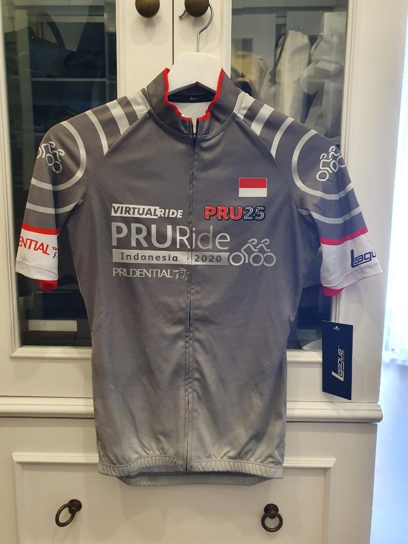 Jersey sepeda roadbike pruride bukan rapha PNS santini