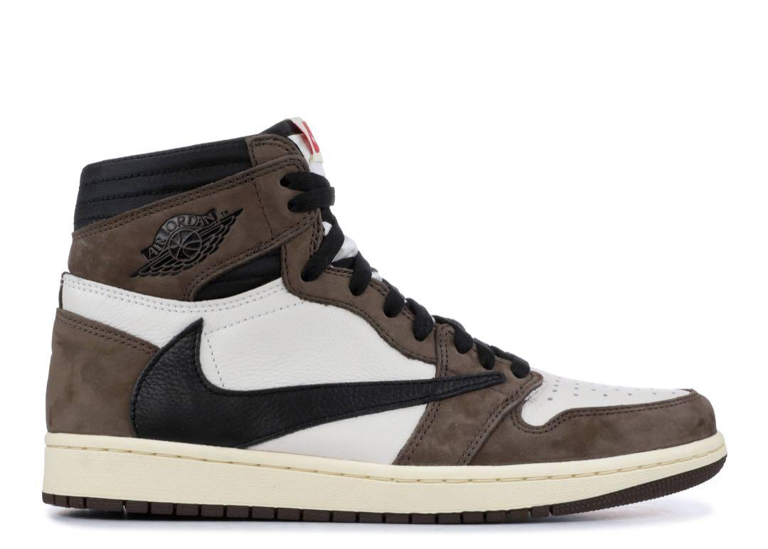 Jordan 1 high travis scott