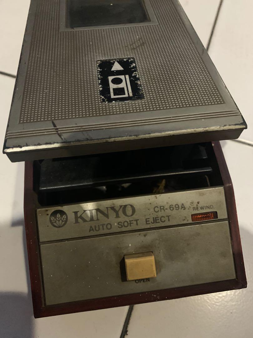 Kinyo CR-69A Rewinder Antik