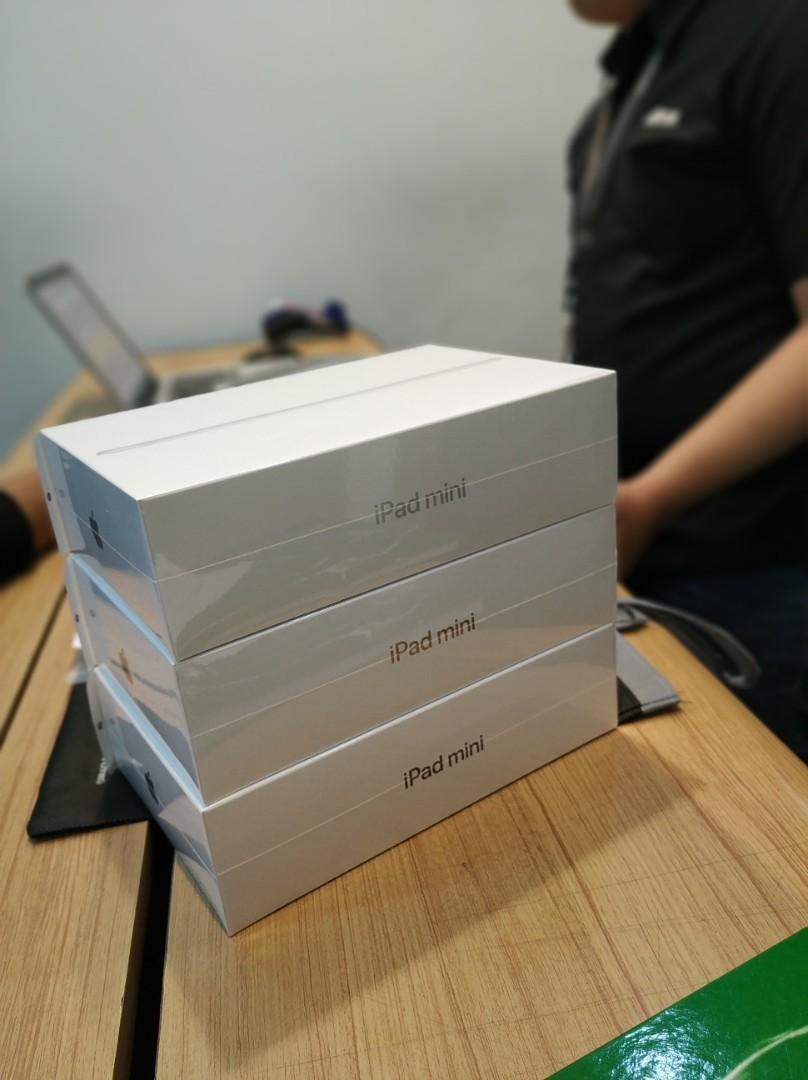Kredit iPad Mini 5 64GBcWifi only Resmi iBox Tanpa Cc