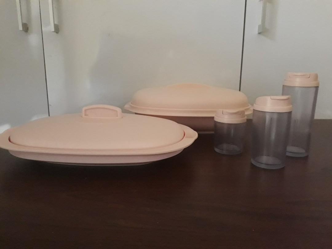 #lemarirapi  1 set tupperware