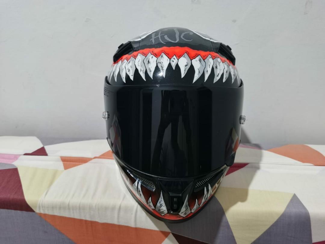 #LemariRapi Helm KYT Fullface, K2R Venom