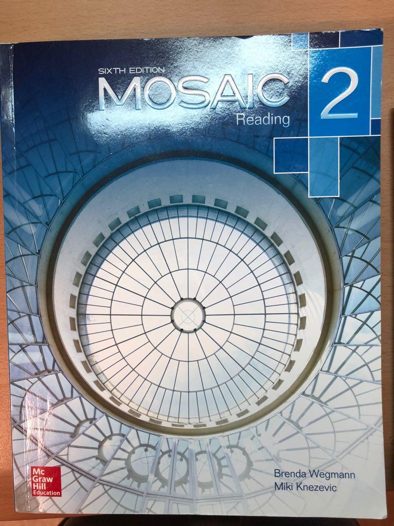 Mosaic Reading (sixth edition)