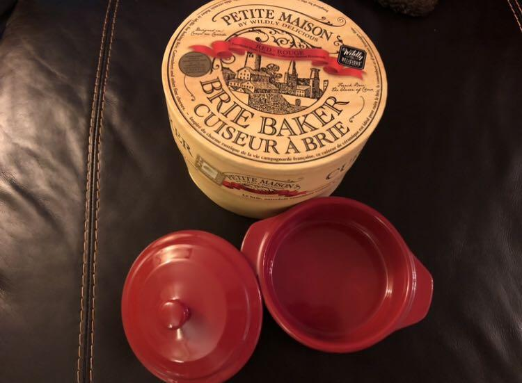 New brie maker - perfect gift
