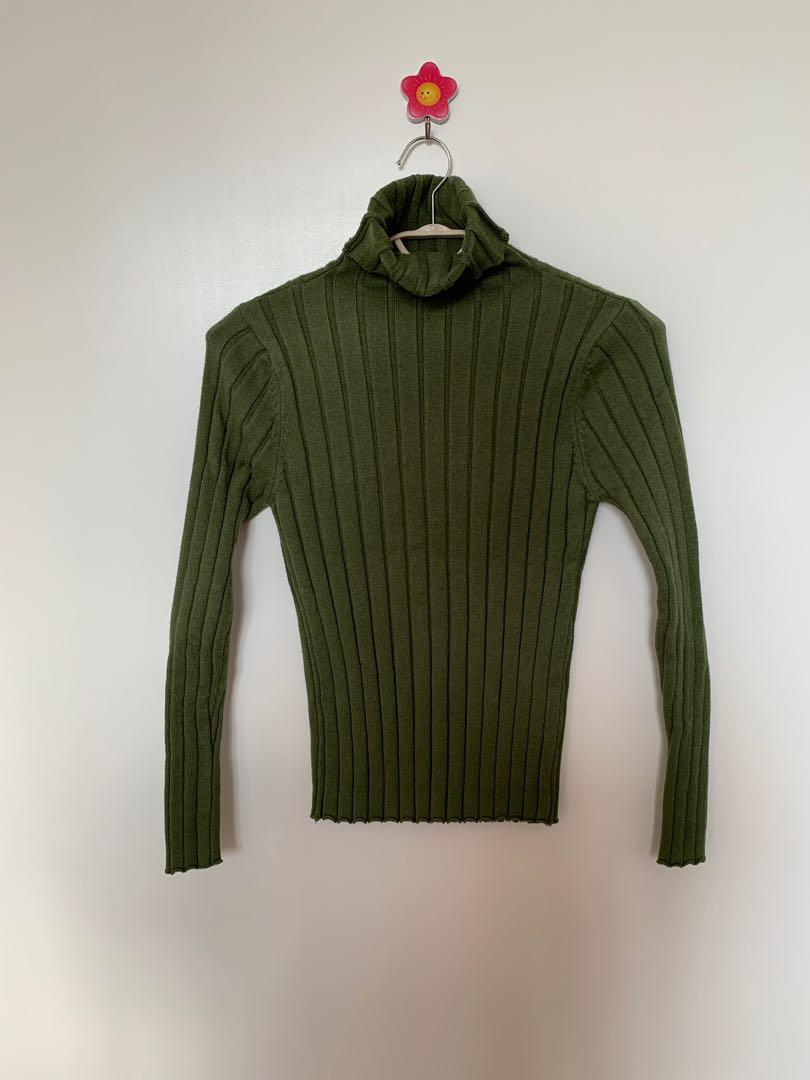 New Turtleneck Sweater