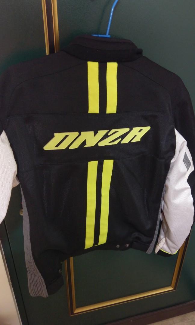 ONZA 防摔衣 機車車衣 含7件護具