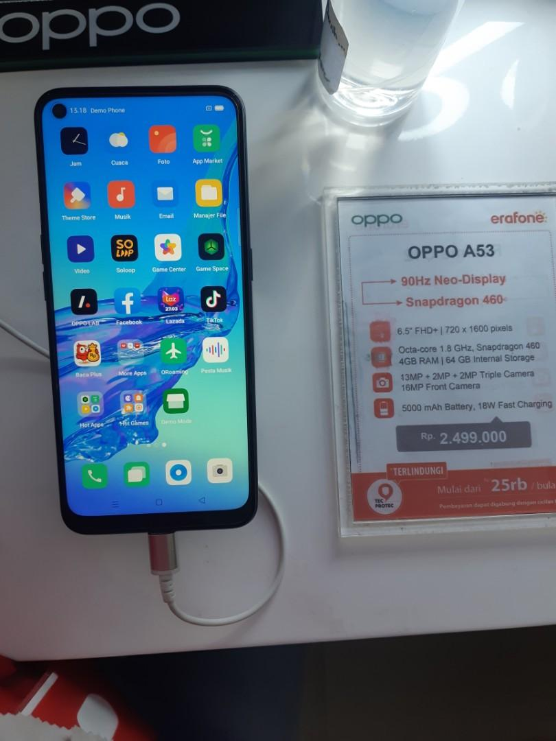 Oppo A53 kredit Dp 800 proses cepat