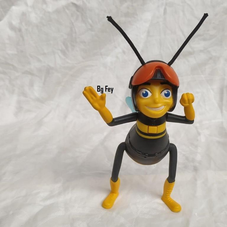 Pollen Jock Barry - Bee Movie Happy Meal Mc Donald 2007
