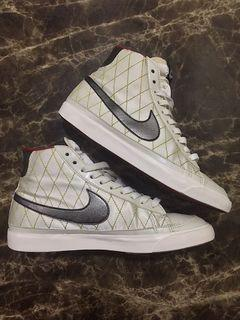Rare Nike Blazer Mid Quilted Satin