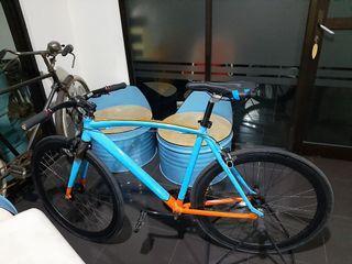 Sepeda Freewheel Single Speed Custom