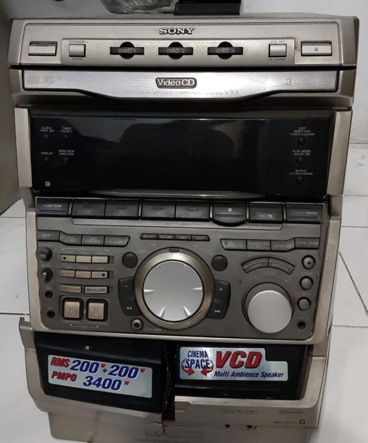 Sony VCD Players
