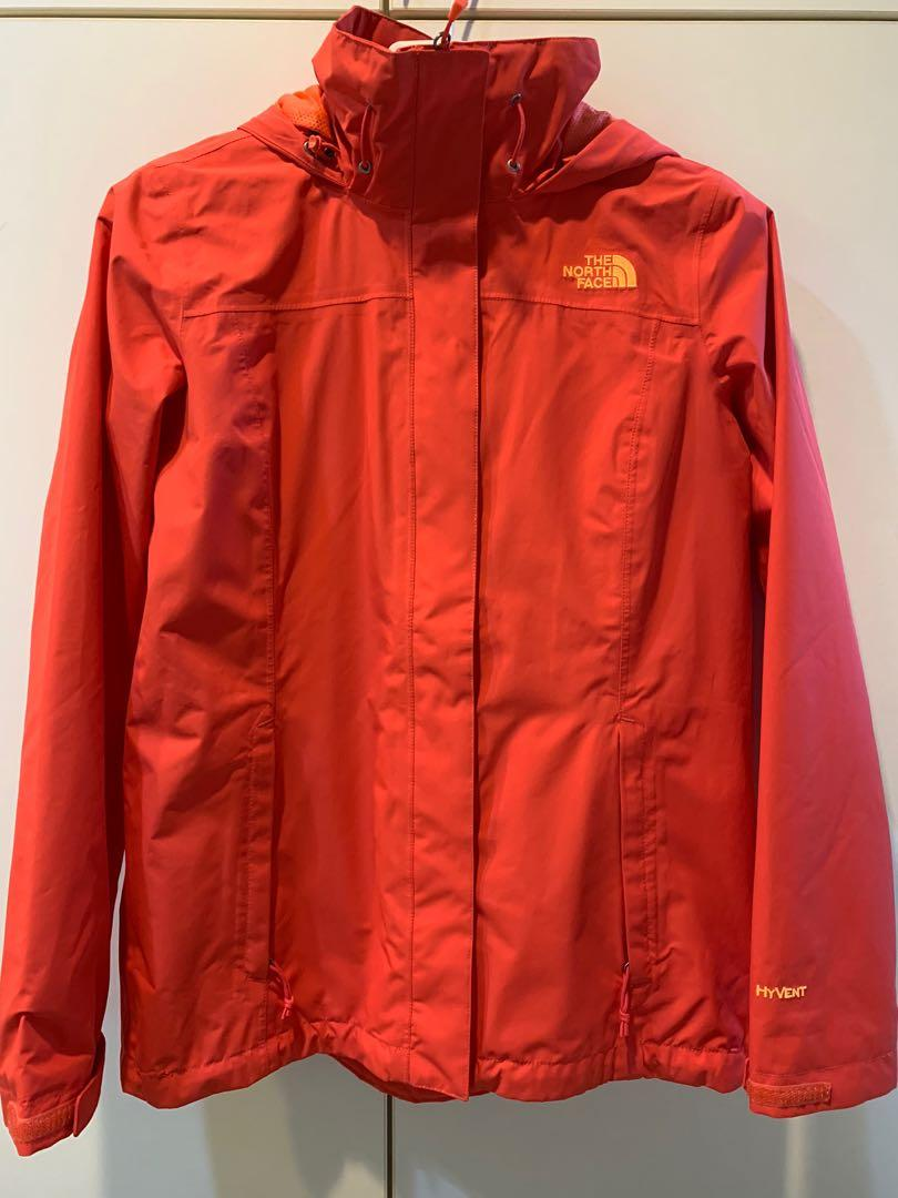 The North Face 正櫃防水外套 9.9新