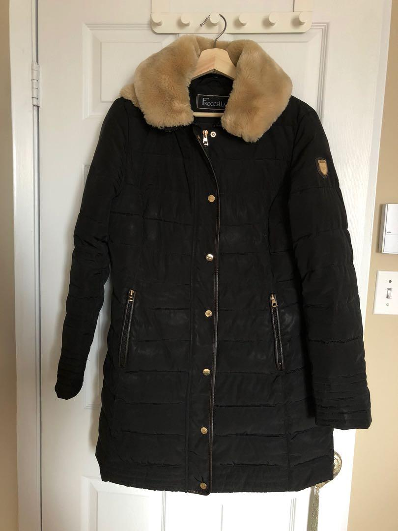 Women winter jacket size medium