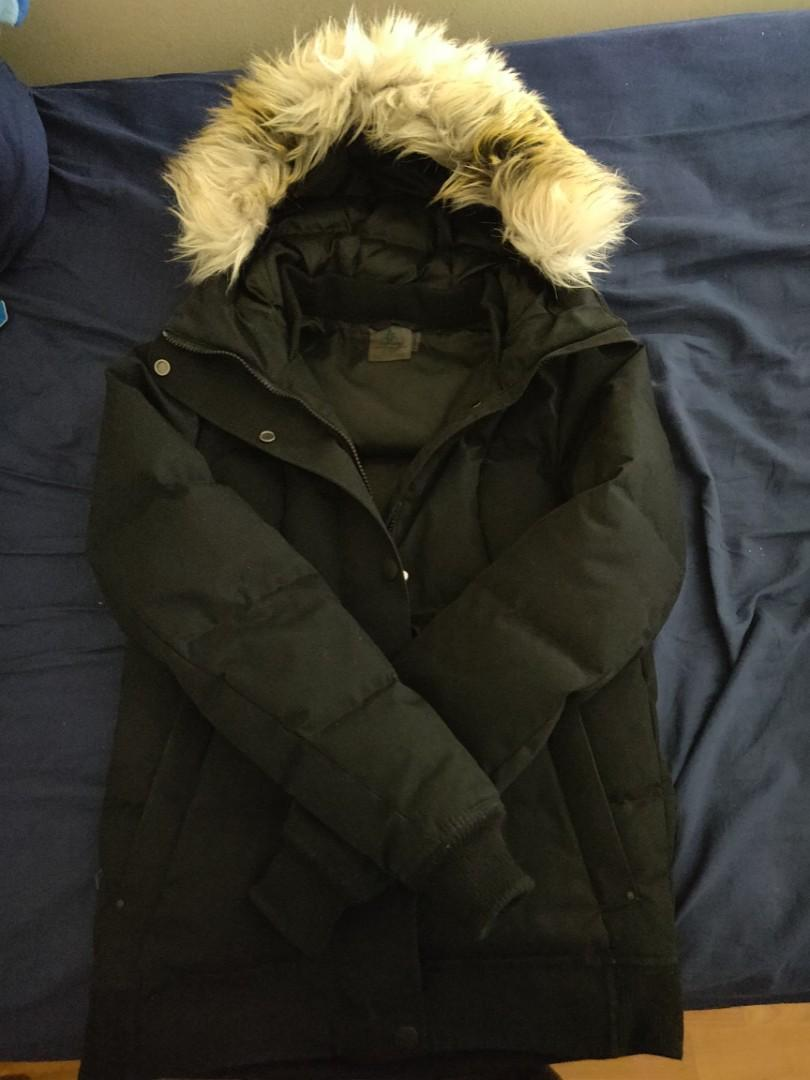 Woods Keele down coat - like new