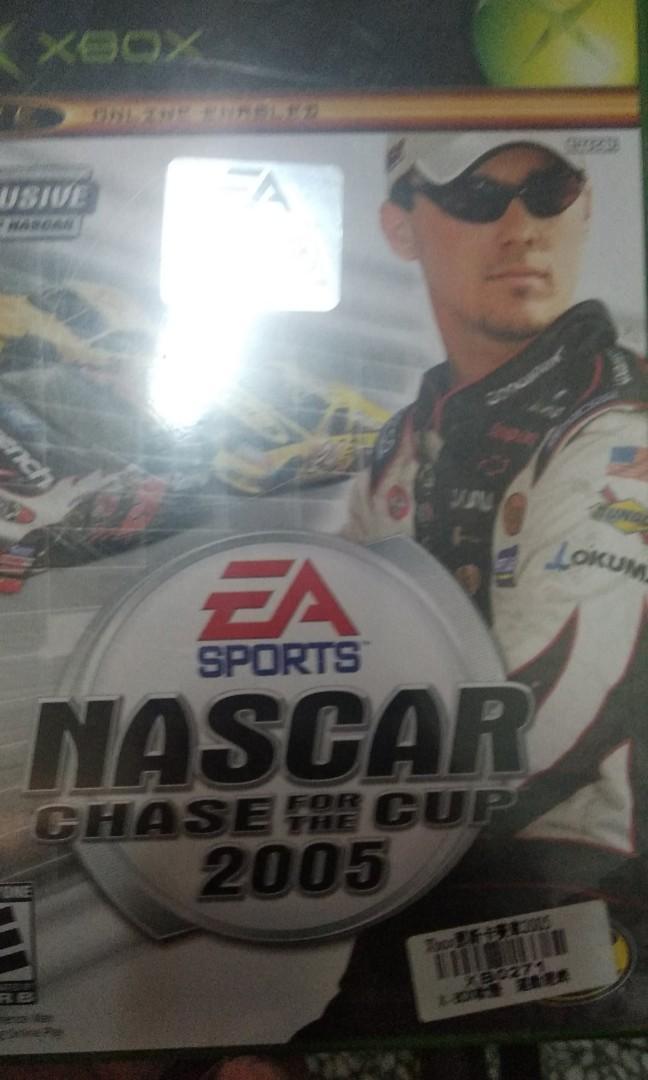 Xbox 2005NASCAR