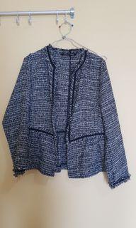 Zara Blazer Tweed