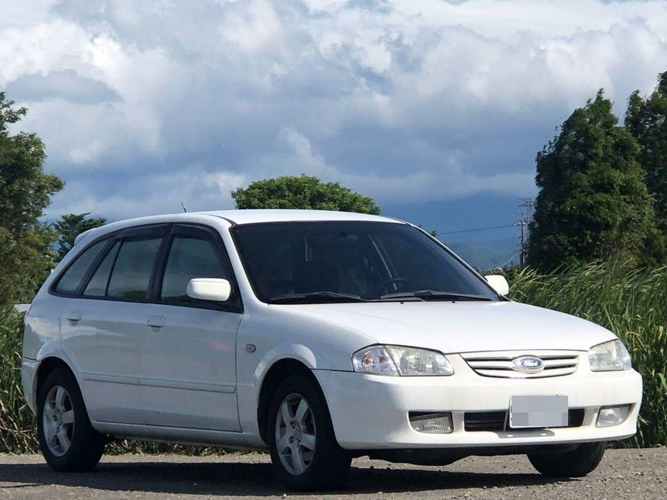 2007 / Ford / Life / 1.6 / 白