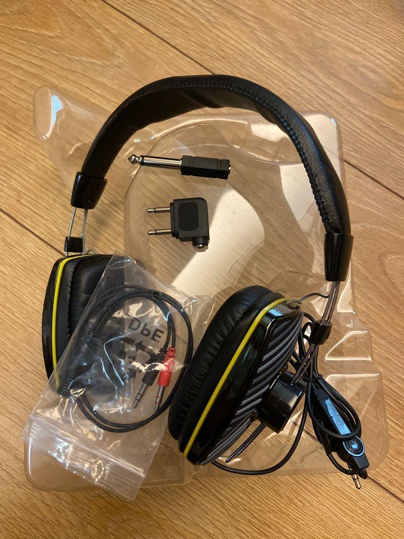 (G-CUBE3) LUXY 550 全罩式耳機 有麥克風