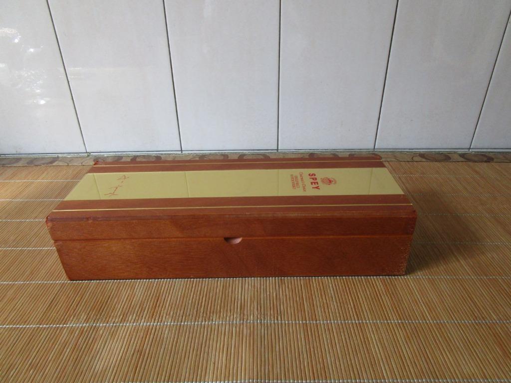 長方型木盒 / 酒盒