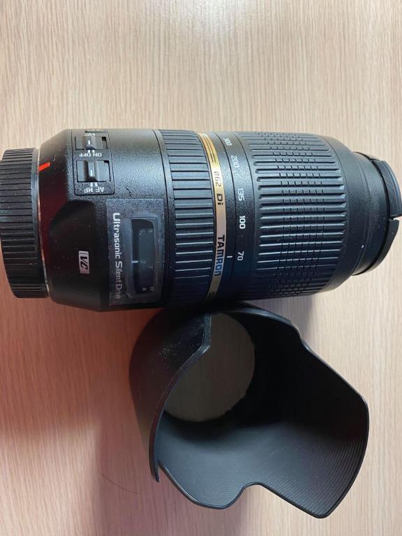 【二手】騰龍 SP 70~300mm F4~5.6 防手震 全幅鏡