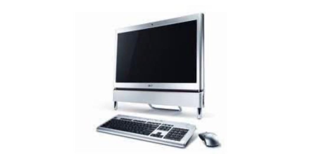 Acer Aspire Z5710 Intel Core i5 Complete Set