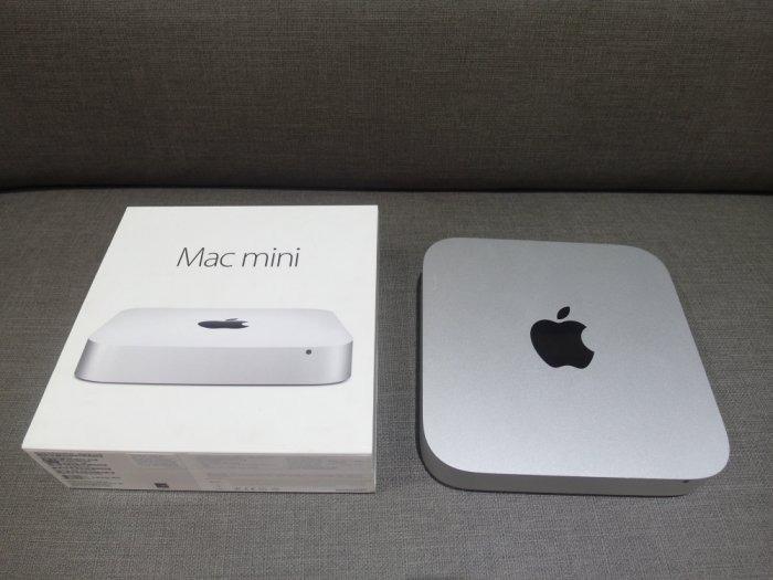 【出售】Apple Mac Mini 2016年 桌上型電腦 盒裝完整
