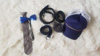 Assorted boys accesories