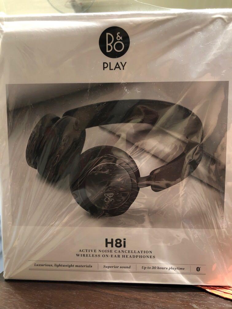 B & O Beoplay H8i  主動式降噪 #週慶