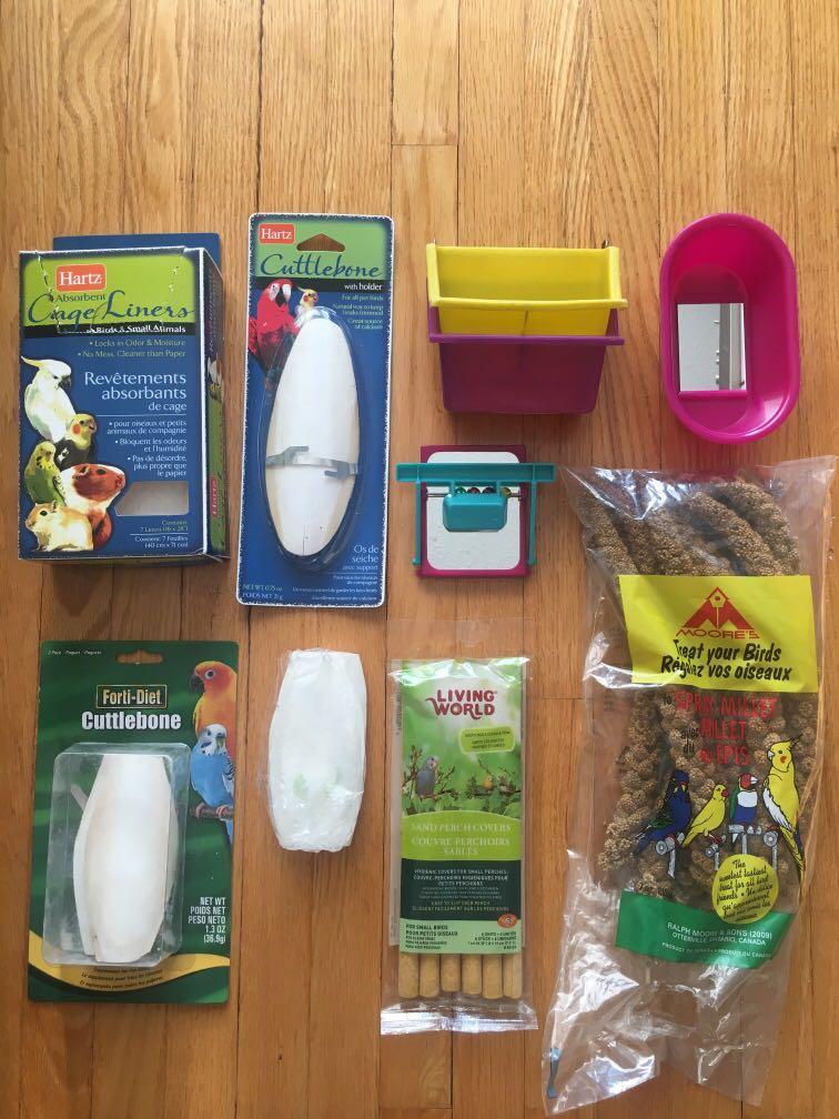 Bird Accessories/Supplies
