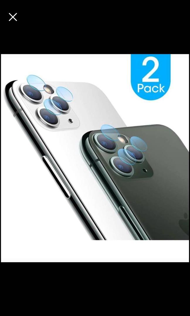 Brand new [2 Sets] OMYFILM Camera Lens Protector for iPhone 11 Pro & iPhone 11 Pro Max