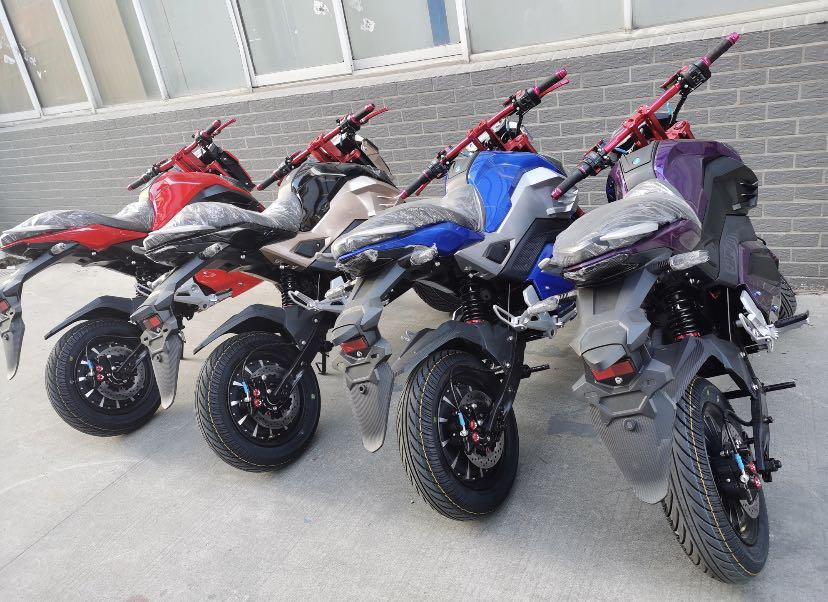 brand new electric motorcycles